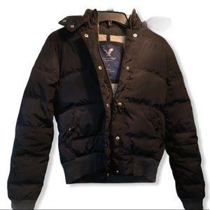 American Eagle women's puffer coat jacket s/p